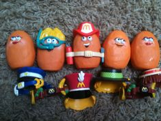 Remember these old school McDonald's happy meal toys? - Imgur