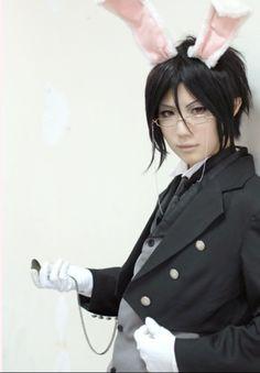 Sebastian Michaelis - Ciel in Wonderland (Kuroshitsuji)