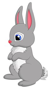 56 best rabbit clipart images in 2017 Cute Drawings, Animal Drawings, Cute Bunny Cartoon, Cartoon Cartoon, Rabbit Clipart, Bunny Images, Baby Art, Fabric Painting, Easter Crafts