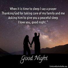 sweet night poem
