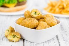 Airfryer Cheese & Onion Nuggets A delicious dose of nuggets  Mein Blog: Alles rund um die Themen Genuss & Geschmack  Kochen Backen Braten Vorspeisen Hauptgerichte und Desserts