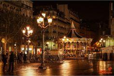 Paris la nuit  Cours photo de nuit Graine de Photographe Paris