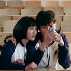 The world is ours. None other exist . #ChenXiCouple #JiangChen #ChenXiaoXi #ALoveSoBeautiful #HuYiTian #ShenYue #胡一天 #沈月 #致我们单纯的小美好 A Love So Beautiful, My Love, Princess Hours, Meteor Garden, Cute Actors, Choose Joy, Couple Posing, Asian Actors, Live Action