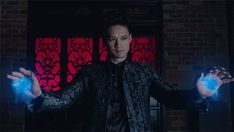 """S1 Ep4 """"Raising Hell"""" - """"Hold tight, everyone. We're about to move."""" #Shadowhunters"""
