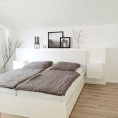 Ideen für kleines schlafzimmer | Schlafzimmer | Pinterest | Kleines ...