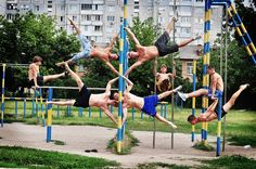 Image result for street workout Garden Gym Ideas, Playground Bar, Street Workout, Images Google, Gym Workouts, Park, Google Search, Parks, Workout Exercises