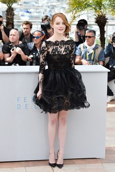 Emma Stone in Cannes 2015 - Album on Imgur
