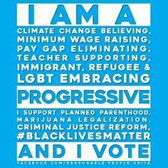Image result for Progressive values