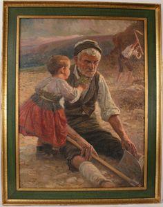 Juan José Gárate titulado EL ABUELO