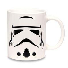 Mug Stormtrooper Star Wars : Achat Cadeau Geek STar Wars sur Rapid-Cadeau.com