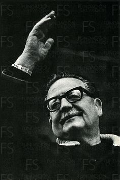 Retrato Salvador Allende Para saber más sobre personas que marcan la diferencia sostenible visita www.solerplanet.com