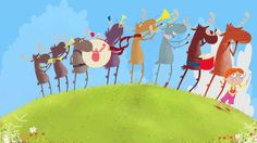 Join Martha's marvelous moose adventure with Too Many Moose—watch this book trailer