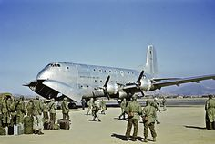 1953 American troops ready to return home from the Korean War