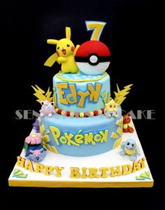 Pokemon Theme Birthday Party Ideas