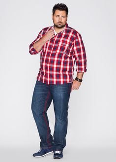 Chubsters are fond of Big and Tall Men's fashion clothes - Vêtements grande taille homme - Plus Size Men - bonprix