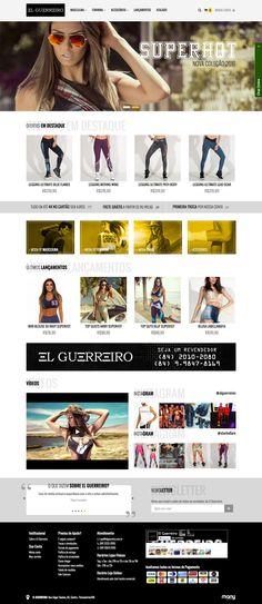 Loja online - Moda Esportiva e Fitness Masculina e Feminina.