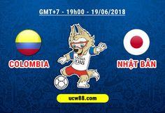 Soi kèo Colombia vs Nhật Bản