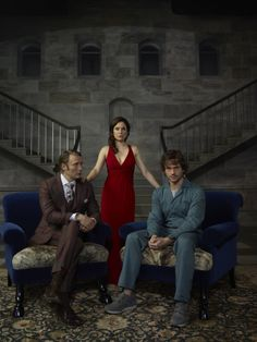 Hannibal. Promotional Images season 2