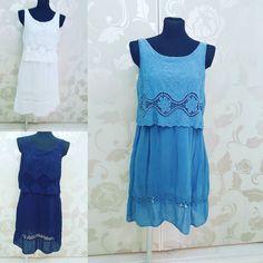 #abitino #cotone #garzato #combinato #piu #colori #moda #mare #special #priceeee #valeria #abbigliamento