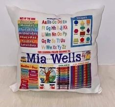 Learning Pillow - Option 1