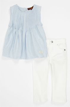 7 For All Mankind® Top & Jeans (Infant) available at #Nordstrom