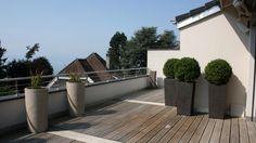 Lausanne- Chailly : bel appartement en attique