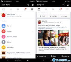Tải Facebook 24.0.0.30.15 Mod màu đen đẹp cho Android