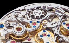 Lange L951.1 chronograph mechanism - Perpetuelle