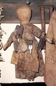 Primitive Prairie early 1888 doll w/ clothespin doll's pattern