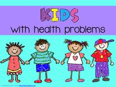 Tips to use with students with health problems.