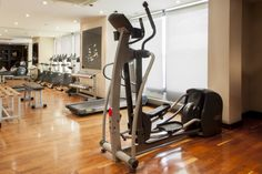 Si te gusta cuidarte, ponemos a tu disposición las máquinas de ejercicio más avanzadas.