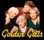 Golden Girls: @Tracy Watson, @Kathryn Vernon, @Emmaline Loman, @Leslie Leonard, @Carla Huddleston