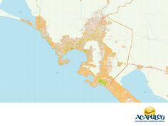 https://flic.kr/p/MbmSDW | Distribución territorial de Acapulco. NOTICIAS DE ACAPULCO_3 | #informacionsobreacapulco Distribución territorial de Acapulco. NOTICIAS DE ACAPULCO. El municipio de Acapulco de Juárez, está conformado primordialmente por costa; desde Pié de la Cuesta hasta Playa Diamante, pasando por la bahía de Santa Lucía y Puerto Marqués. También incluye Ciudad Renacimiento y las faldas del cerro El Veladero. Te invitamos a descubrir más sobre el maravilloso puerto de…
