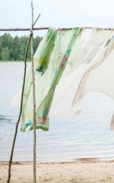 Parola Position: Midsummer on the beach in finland...........