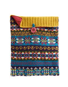 JKNITTEDIPADC Joules Knitted Ipad Case #joules #christmas #wishlist
