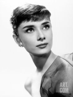 "Audrey Hepburn. ""Sabrina Fair"" 1954, ""Sabrina"" Directed by Billy Wilder Photographic Print at Art.com"