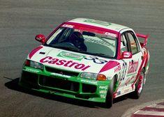 """su_san_motorsport di Instagram """"1996年のN1耐久鈴鹿戦。  国内レースシーンでも各カテゴリーで見ることができたカストロールカラー。  N耐のランサーエボリューション3もその1台。このレースではGT-R勢に続いて5位入賞を獲得。…"""" Mitsubishi Lancer Evolution, Rally Car, Jdm Cars, Auto Racing, Custom Cars, Mazda, Cars Motorcycles, Touring, Race Cars"""