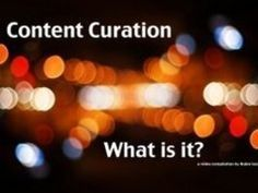 Need To Explain Content Curation To Someone Els...