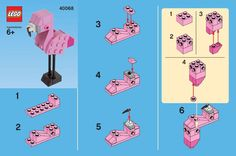 LEGO Monthly Mini Model Build: August 2013 - Things I'll need someday - Lego Toys, Lego Duplo, Legos, Lego Desk, Lego Table, Modele Lego, Lego Activities, Lego Games, Lego Challenge