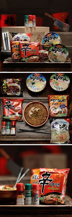 Turn any dorm room into a five star dining establishment with the Ramen Connoisseur Man Crate. This gift explores the fascinating underground world of Gourmet Ramen with six exotic instant noodle pack Korean Instant Noodles, Korean Noodles, Ramen Seasoning, Man Crates, Underground World, Instant Recipes, Root Beer, Seafood Recipes, Crockpot Recipes
