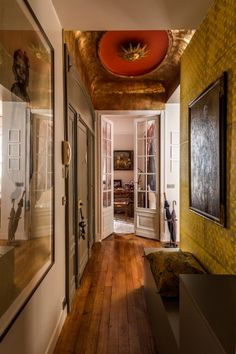 couloir feng shui couleur hall d entre feng shui emejing idee couleur couloir entree design. Black Bedroom Furniture Sets. Home Design Ideas