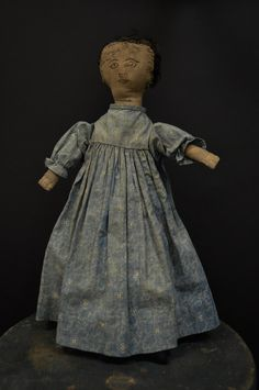 Folk Art and Dolls - Blue Dog Antiques