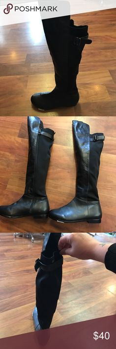 Rudsak riding boots  us size 5- euro size 35 Rudsak black riding boots. Euro size 35. Us size 5. Shoes