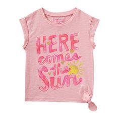 Pineapple Mariana Cannabis Weed Toddler Girls T Shirt Kids Cotton Short Sleeve Ruffle Tee