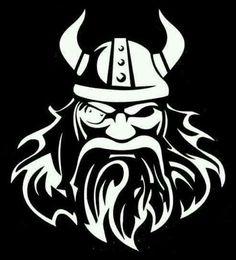 Vikings, Stencil Templates, Stencil Designs, Creepy Tattoos, Laser Art, Grunge Art, Viking Art, Carving Designs, Viking Tattoos
