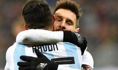 Felicitaciones @KichanPavon Rompela en Rusia! #Pavon #LeoMessi #WorldCup #Argentina #CABJ #BocaJuniors