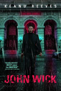 John Wick: Chapter 2 is an action film. It stars Keanu Reeves, Common, Laurence Fishburn. Action Movie Poster, Movie Poster Art, Film Posters, Action Movies, Great Films, Good Movies, John Wick Film, John Wick 1, Keanu Reeves John Wick