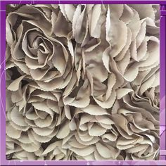 100% POLYESTER CHIFFON ROSETTE / ROSE MESH 58 INCHES WIDE FABRIC SOLD BTY TAUPE   Crafts, Fabric   eBay!