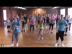 Chiquicha - El Puma DJ y Rulo (by Kunhalmi István) Zumba® Fitness - YouTube