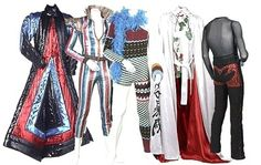 The Ziggy Stardust Companion - The Costume Gallery